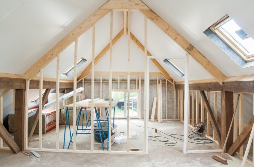 Funding Sources Depends on the Type of Home Renovation