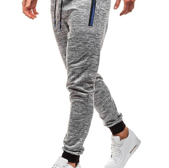 Rock the sporty look with your track pants