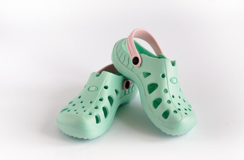 Why Crocs are best for a rainy season?
